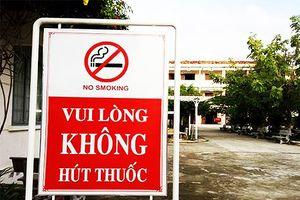 Bình Dương: Tăng số trường học triển khai mô hình không khói thuốc lá