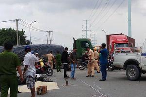 Nam thanh niên ngang nhiên dùng sơn che biển số xe gây tai nạn chết người