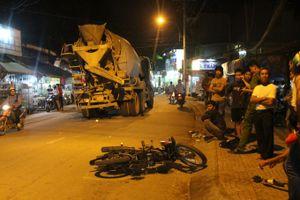 TP Hồ Chí Minh: Va chạm với xe bồn, một thiếu niên 17 tuổi tử vong