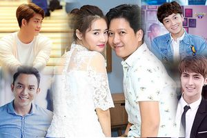 Trước khi cưới Trường Giang, Nhã Phương từng được 'ghép đôi' với người tình màn ảnh nào?