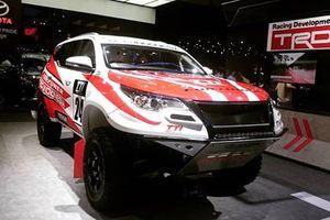 Toyota Fortuner phiên bản độ mạnh nhất thế giới