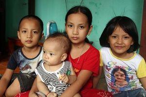 Yêu nhầm họ Sở, người đàn bà cay đắng quyên sinh bỏ 4 con nhỏ bơ vơ