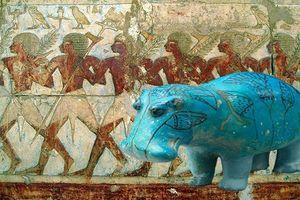 Cuộc chiến tranh khốc liệt lạ lùng nhất thời Ai Cập cổ đại