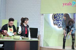 Vợ chồng Vinh Râu - Lương Minh Trang (FAPTV) 'xung đột' đỉnh điểm, mâu thuẫn trên sóng truyền hình