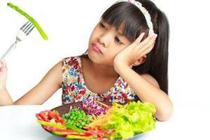 Làm thế nào để khiến trẻ ăn nhiều rau hơn?