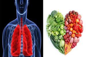 8 thực phẩm giúp lọc phổi, giải độc cơ thể giúp ngừa ung thư hiệu quả
