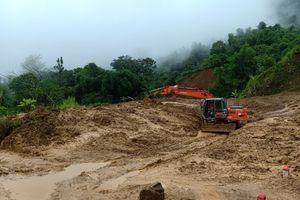 Quốc lộ 16 thông tuyến, huyện Mường Lát thoát cảnh bị cô lập