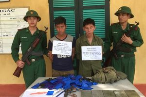 Bộ đội biên phòng tỉnh giữ vững an ninh trật tự vùng biên