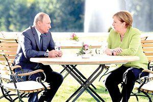 Quan hệ Nga - Đức có xu hướng ấm lên?