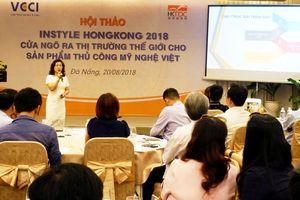 Thúc đẩy giao thương hàng thủ công mỹ nghệ Việt Nam - Hồng Kông (Trung Quốc)