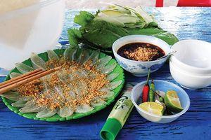 Dân dã gỏi cá cơm