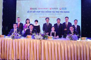 SCB cùng 3 ngân hàng Hồng Kông cấp tín dụng cho Union Square