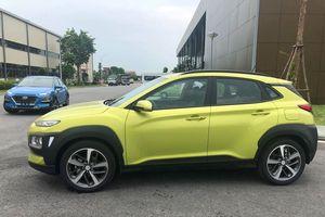 Trước ngày ra mắt, Hyundai Kona lộ toàn bộ thông tin chi tiết