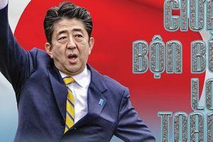 Thủ tướng Shinzo Abe với tham vọng đưa Nhật Bản vĩ đại trở lại: Giữa bộn bề lo toan