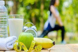 Chế độ ăn cho những người tập thể dục hàng ngày