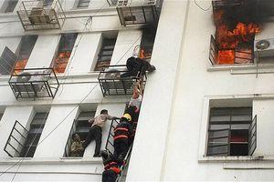 Ấn Độ: Cháy lớn tại Mumbai, nhiều người mắc kẹt
