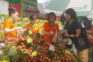 Sử dụng mã QR code cho trái cây: Lợi cả đôi đường
