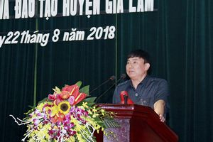 Huyện Gia Lâm triển khai nhiệm vụ năm học mới