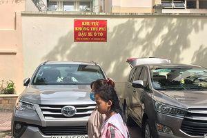 Đề xuất cách phạt đỗ xe không trả tiền