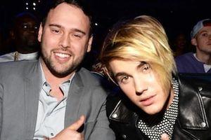 Ông bầu của Justin Bieber sản xuất phim về Kpop