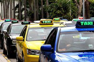 Phạt gần 1.500 taxi dù 'chặt chém' hành khách ở Sài Gòn