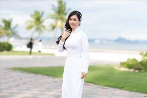 Hoa hậu Việt Nam đầu tiên: Ban đầu mẹ chồng e ngại vì tôi là hoa hậu
