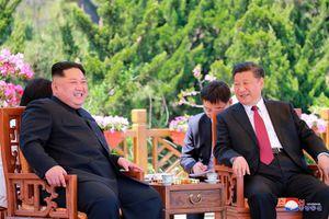 Trung Quốc bất ngờ lên tiếng về chuyến thăm Triều Tiên của ông Tập Cận Bình