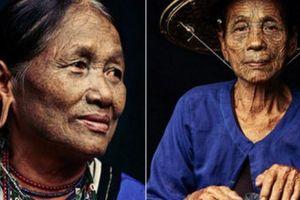 Độc đáo cách xăm kín mặt để làm duyên ở Myanmar