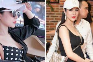 Diệp Lâm Anh- bà bầu gợi cảm và quyến rũ nhất showbiz Việt