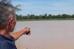 Nghệ An: Lũ dâng nhấn chìm hơn 1.000ha lúa, hoa màu trong biển nước