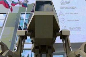 Robot sát thủ Nga nặng 4,5 tấn như trong phim khoa học viễn tưởng