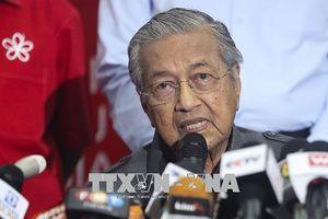Malaysia hủy 2 dự án với Trung Quốc