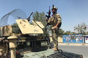 Afghanistan: Taliban nã rocket ở thủ đô Kabul