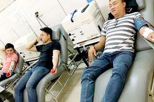 Bệnh nhân máu hiếm không đơn độc
