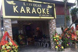 Nhân viên quán karaoke đâm chết đồng nghiệp vì...tới muộn