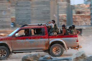 Phiến quân Syria tuyên bố chuẩn bị tấn công quân đội chính phủ