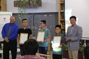 Trường quốc tế St. Nicholas (Đà Nẵng) trao gói học bổng thường niên 7 tỷ đồng