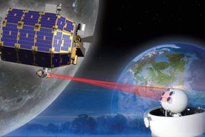 Pháo laser tiêu hủy rác vũ trụ?