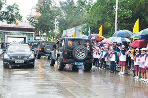 Quảng Ninh cấp giấy phép lái xe quốc tế