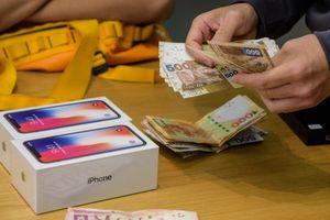 iPhone X bán tốt có thể khiến doanh thu Apple... sụt giảm