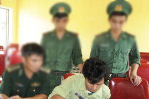 Bắt đối tượng mang 3.000 viên ma túy tổng hợp qua biên giới