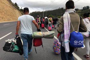 Ecuador muốn một hội nghị khu vực về cuộc khủng hoảng Venezuela