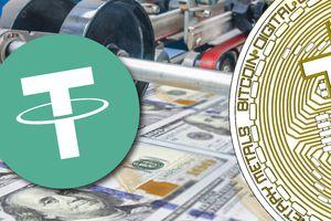 Tether đã 'in' thêm 415 triệu USDT chỉ trong tháng 8