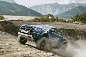 Ford Ranger Raptor cho thị trường châu Âu có gì?