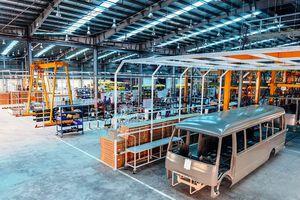 Samco chi hàng trăm tỷ sản xuất xe khách Fuso Rosa nhưng 'thất bại'?