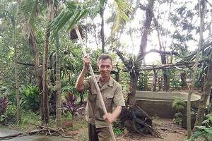 Ly kỳ chuyện 'Võ Tòng' ở Đắk Lắk chỉ dùng cuốc đánh nhau với hổ lớn 1,5 tạ