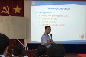 12 Cục Hải quan tham gia Tập huấn công tác quản lý rủi ro