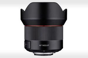 Samyang ra mắt ống kính 14mm f2.8 dành cho máy ảnh Nikon F-mount