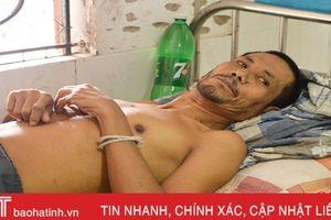 Chăm sóc, xác minh thân nhân 1 người nước ngoài lang thang tại Hà Tĩnh