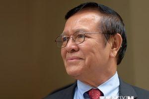 Tòa án Tối cao Campuchia bác đơn xin bảo lãnh của ông Kem Sokha